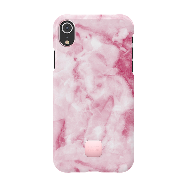 iPhone XR Case Pink Marble