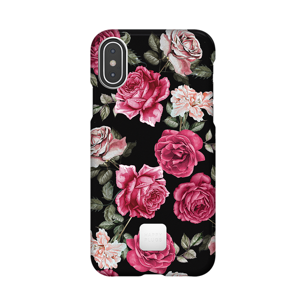 iPhone XS Case Vintage Roses