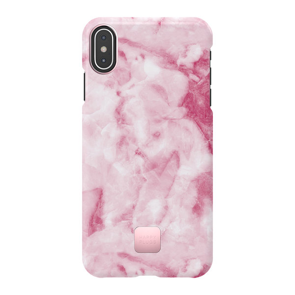 iPhone XS Max Case Pink Marble
