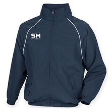 SM Club Tracksuit Top - Navy