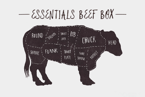 Essentials Beef Box