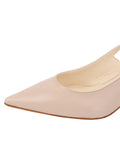 Womens Stone Nadav Pointed Toe Pump 6