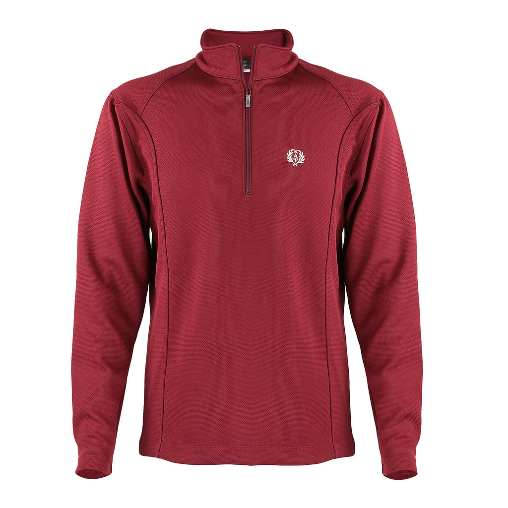 Kappa Alpha Psi Nike 1/4 Zip Cover-Up