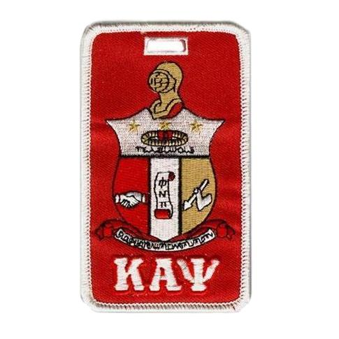 Kappa Alpha Psi Coat of Arms Luggage Tag