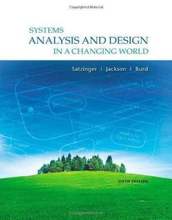 Test Bank for Systems Analysis and Design in a Changing World, 6th Edition