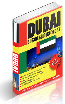 Dubai Business Directory 2017 Full Details Download