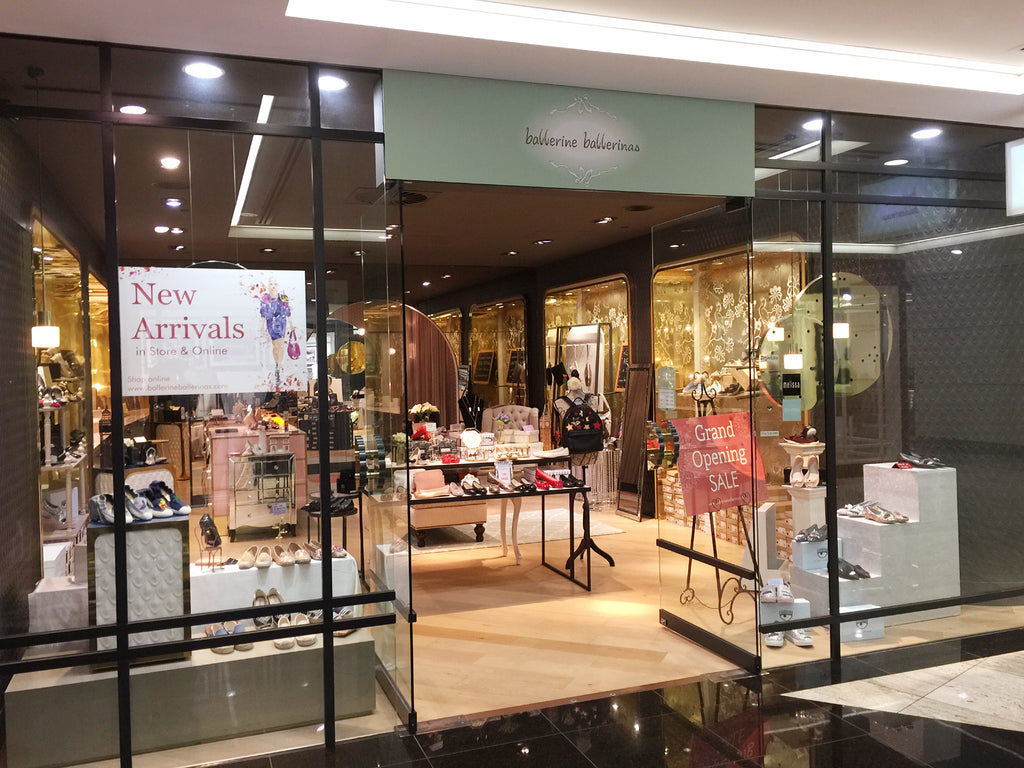 Come & visit our beautiful Wintergarden Store!