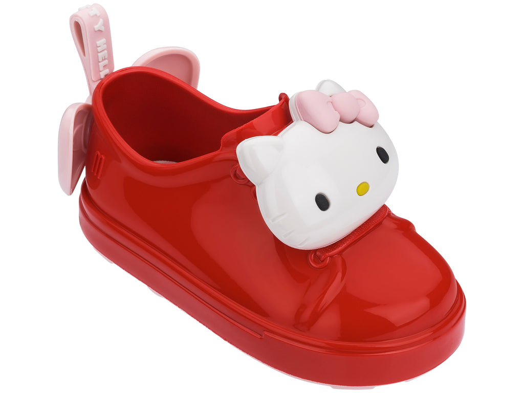 Mini Melissa - HELLO KITTY BE Red
