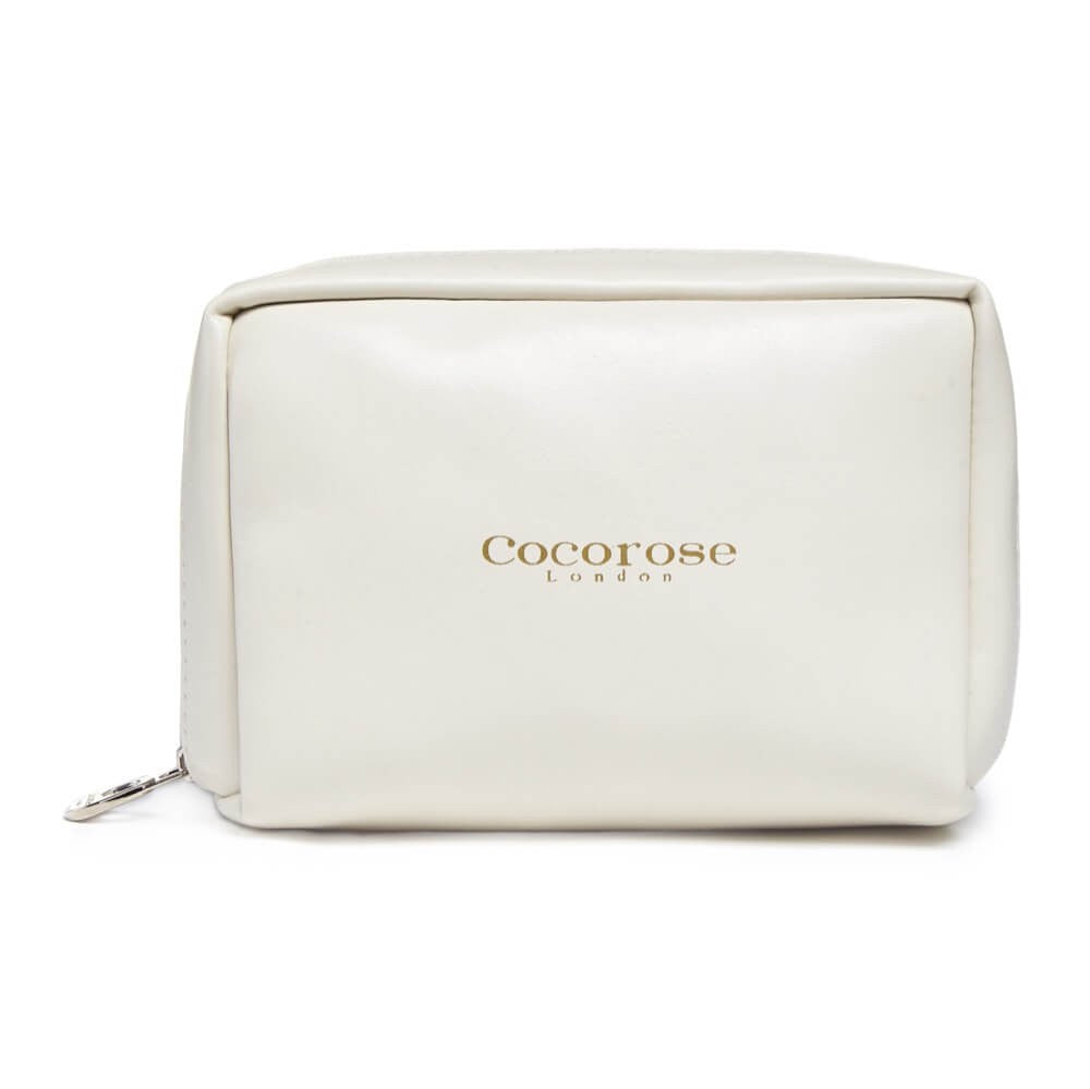 Cocorose London - Greenwich Quilted White