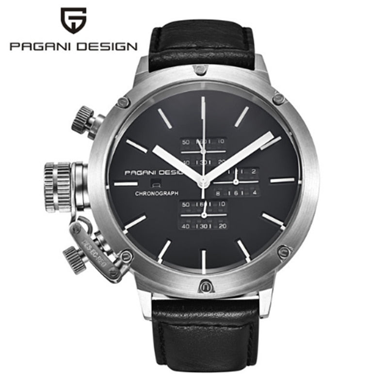 PAGANI DESIGN Diver's Multipurpose Chronograph