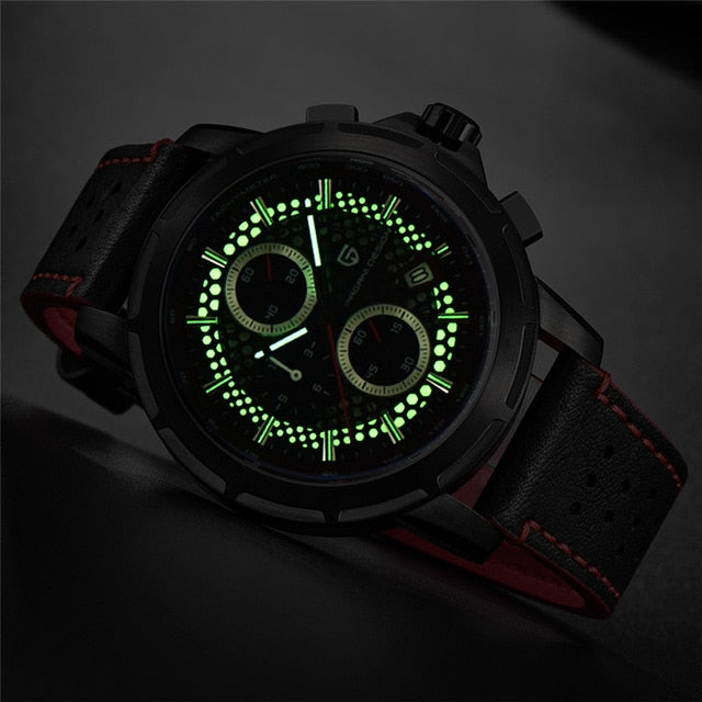 PAGANI DESIGN  Luminous Dial Chronograph