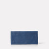 SS19, womens, small leather goods, leather, purse, wallet, leather purse, navy, blue, dark blue, navy leather, navy leather purse, womens purse, leather wallet,