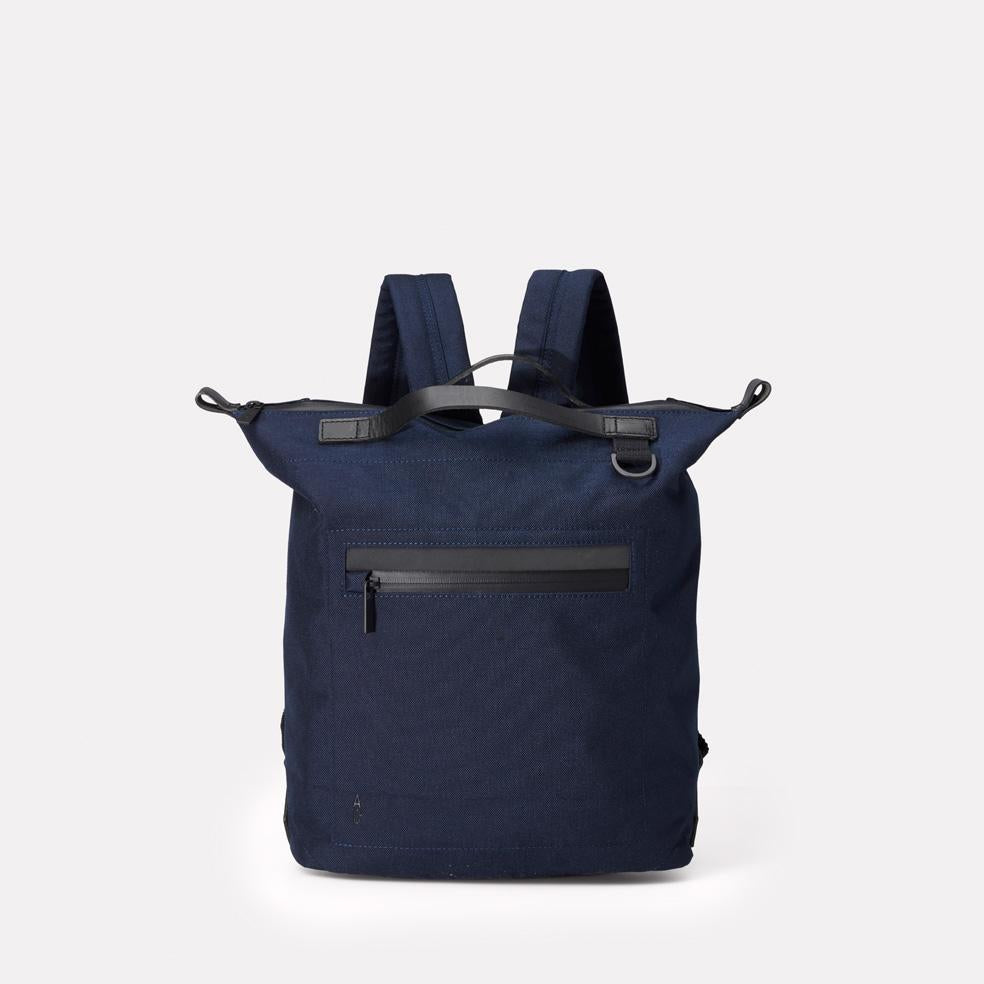 Mini Hoy Travel & Cycle Rucksack in Navy