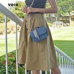 ONLINE EXCLUSIVE - VOIR Mini Top Handle with Front Flap Closure VN201278-R031903