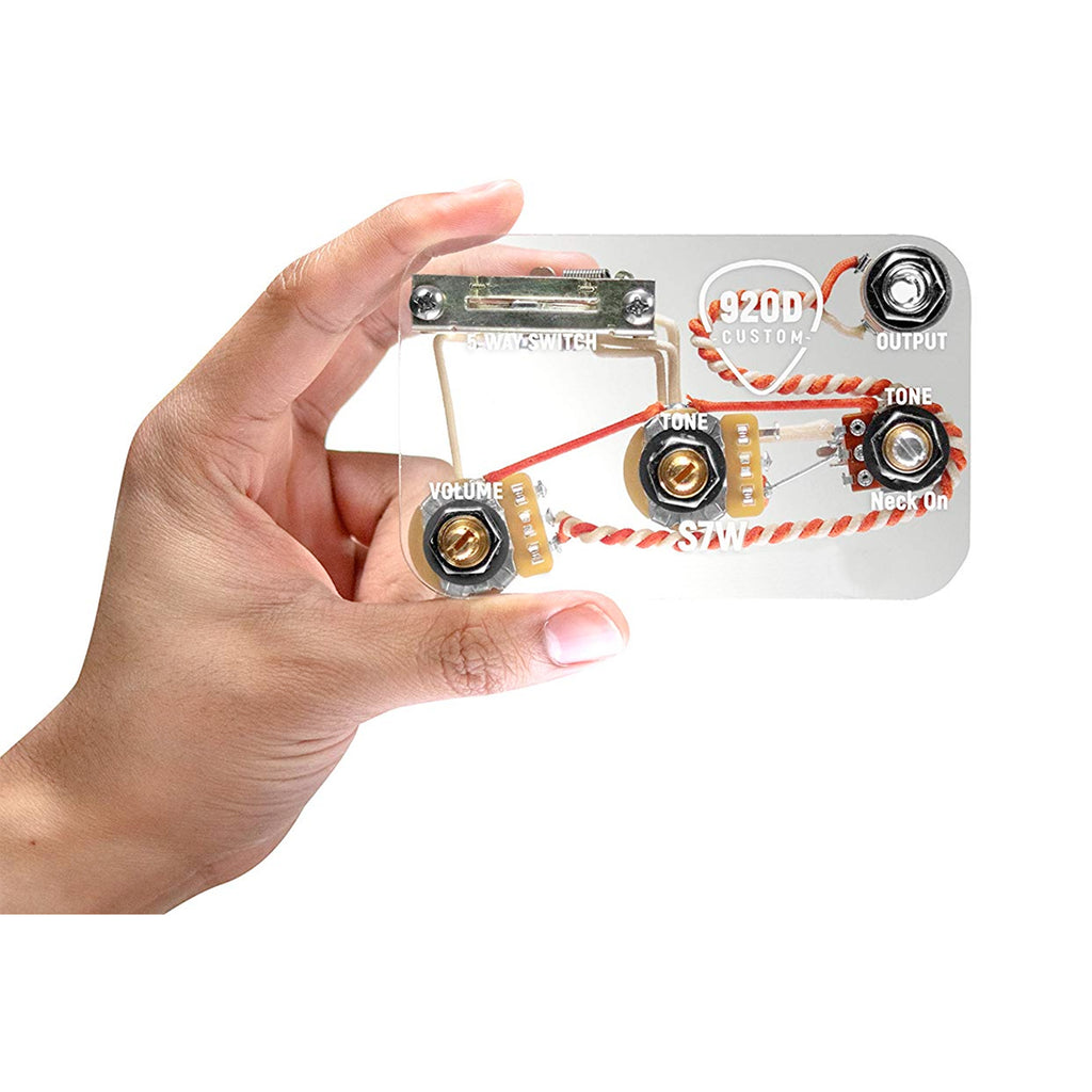 920d custom s7w upgraded 7 way wiring harness mod for stratocaster sty. Black Bedroom Furniture Sets. Home Design Ideas