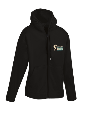 FARRAH - Full Zip Fleece Hoodie