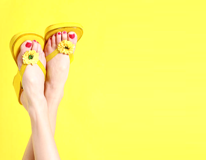 Ugly Feet? Here's 8 Tips to Get Your Toes Ready for Sandal Season