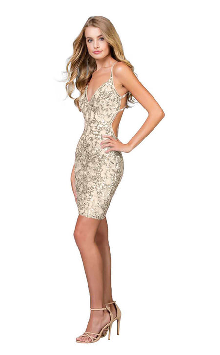 Faviana S8081 Dress