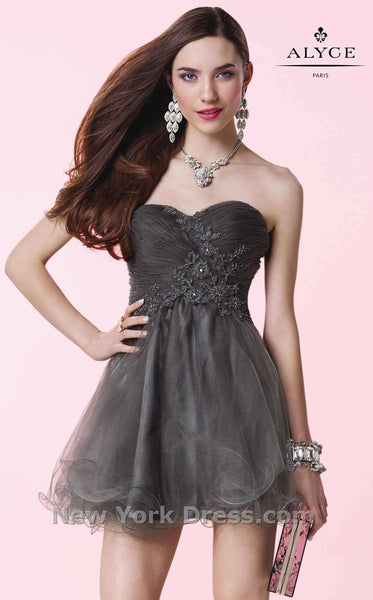 Alyce 3649 Dark Gray