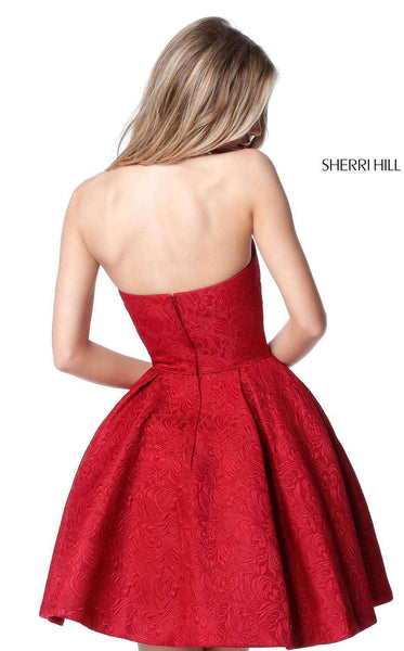 Sherri Hill 51518 Red