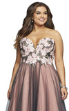 Faviana 9467 Dress