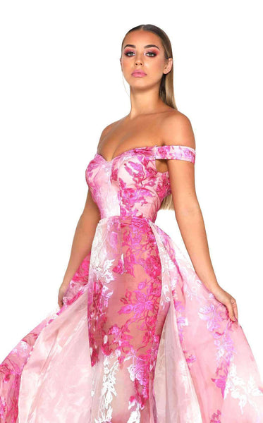 Portia and Scarlett Carla Gown