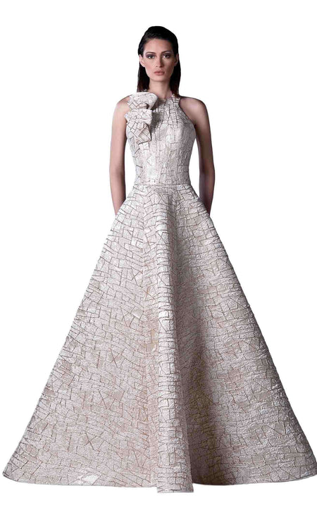 Edward Arsouni Couture SS0370 Dress