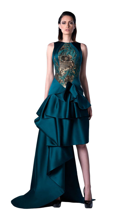 Edward Arsouni Couture SS0371 Dress
