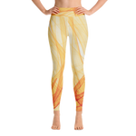 AMALFI SUNSET Yoga Leggings