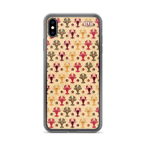 Peruvian Marine-Style iPhone Case