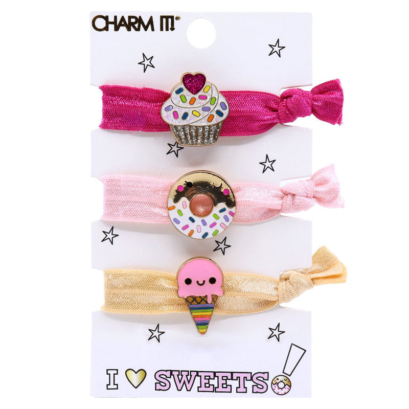 Sweets Hair Elastic Set