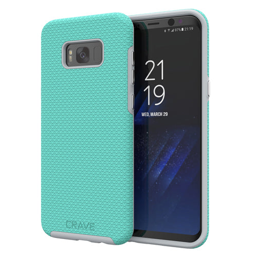 mint green samsung galaxy s8 plus case cover by crave eight var-8116733083761