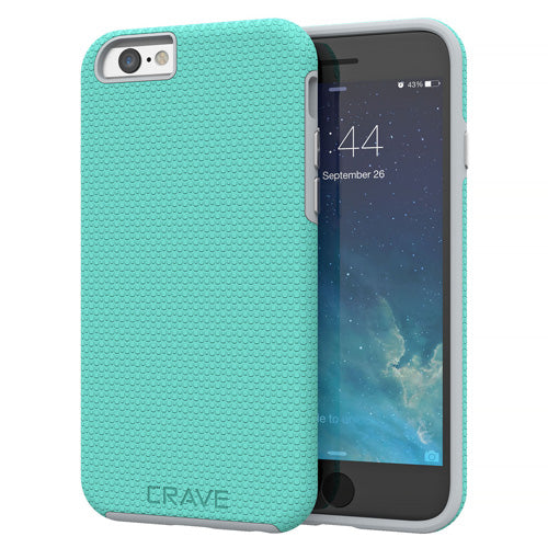 Mint Green iPhone 6 Case Apple 6s Cover Six Crave Girl var-8111183331441