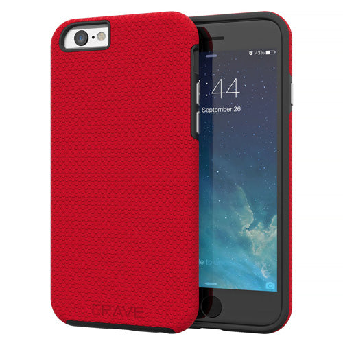 Red iPhone 6 Case Apple 6s Cover Six Crave var-8111183495281