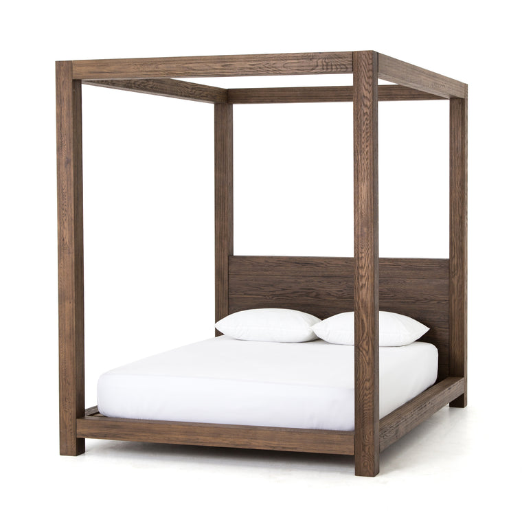 ATHENA CANOPY BED-KING