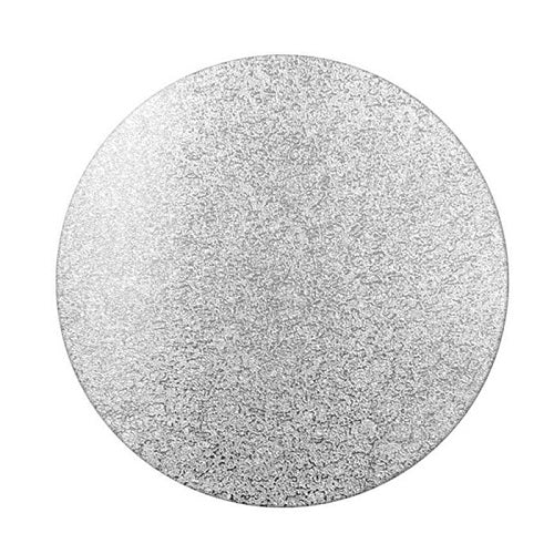 Silver Round 6mm Masonite Board