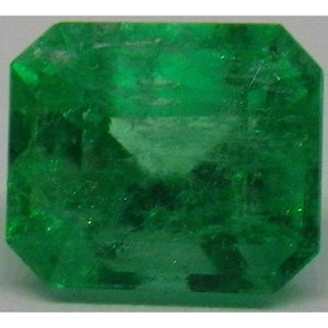 0.71 ct Emerald Cut Emerald - Skyjems Gemstones Gems