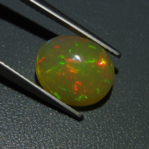 2.94 ct Oval Cabochon Opal