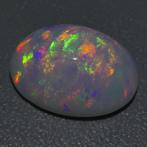 Opal 4.2 cts 13.94x9.98x6.49mm Oval Cabochon White  $340