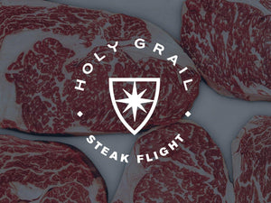 Ribeyes - Steak Nirvana Flight