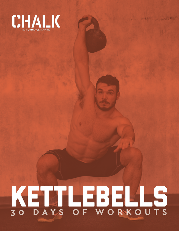 Kettlebells eBook - 30 Days of Workouts (includes videos!)