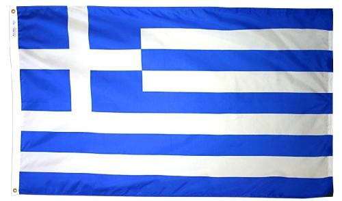 Greece Outdoor Flag for Sale