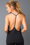 Single Strap Eco Tank - Activewear Brazil