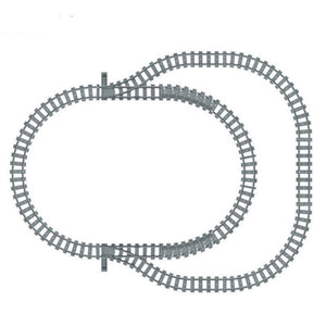 Train Tracks 39pcs
