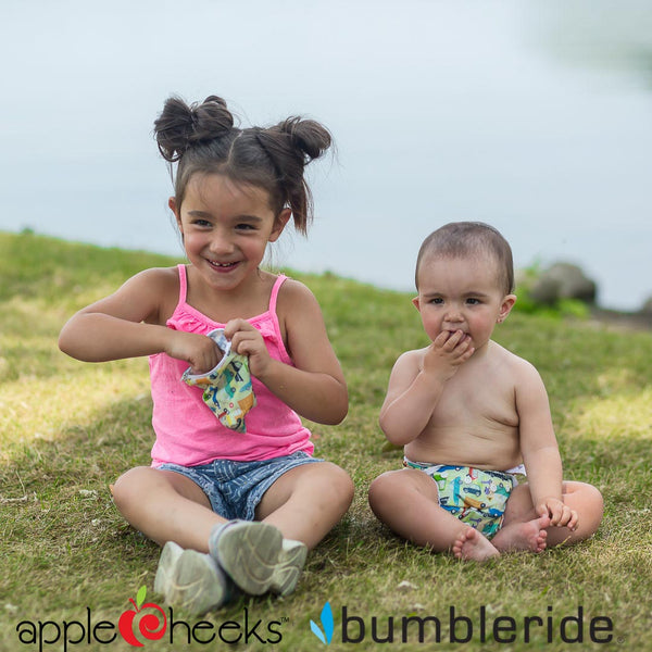 Bumbleride and AppleCheeks Plastic Free Summer Giveaway