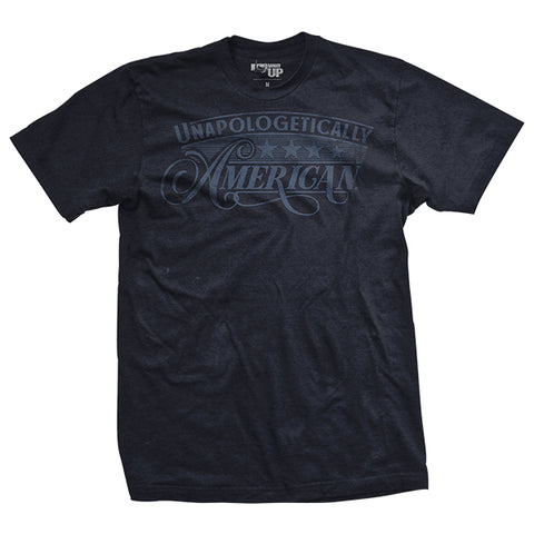 BLUE Unapologetically American Washed Out T-Shirt