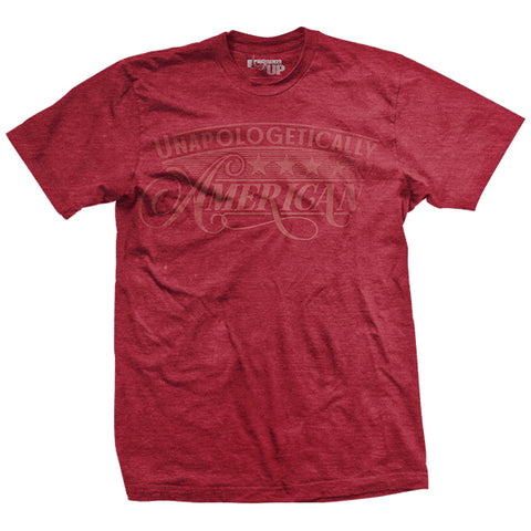RED Unapologetically American Washed Out T-Shirt