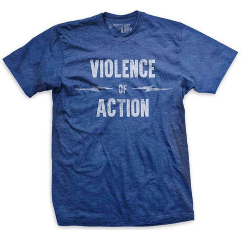 Violence of Action Ultra-Thin Vintage T-Shirt