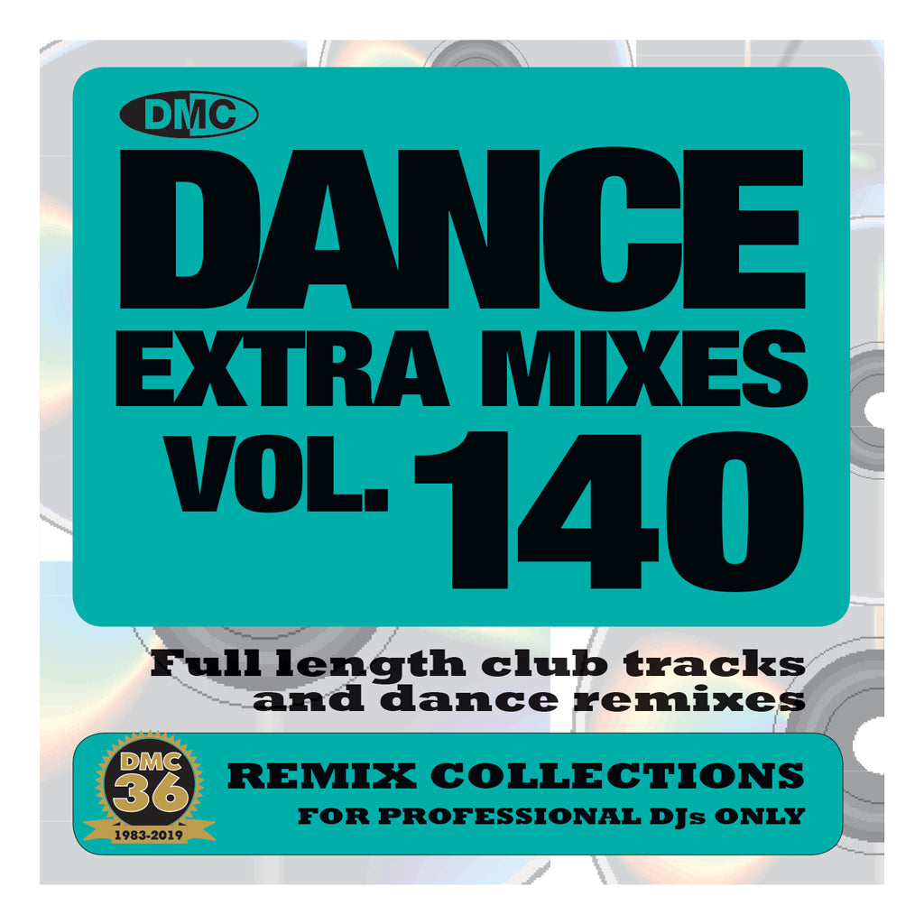 Check Out DANCE EXTRA MIXES 140 (Unmixed) - PRE-RELEASE FULL LENGTH CLUB TRACKS AND DANCE REMIXES On The DMC Store