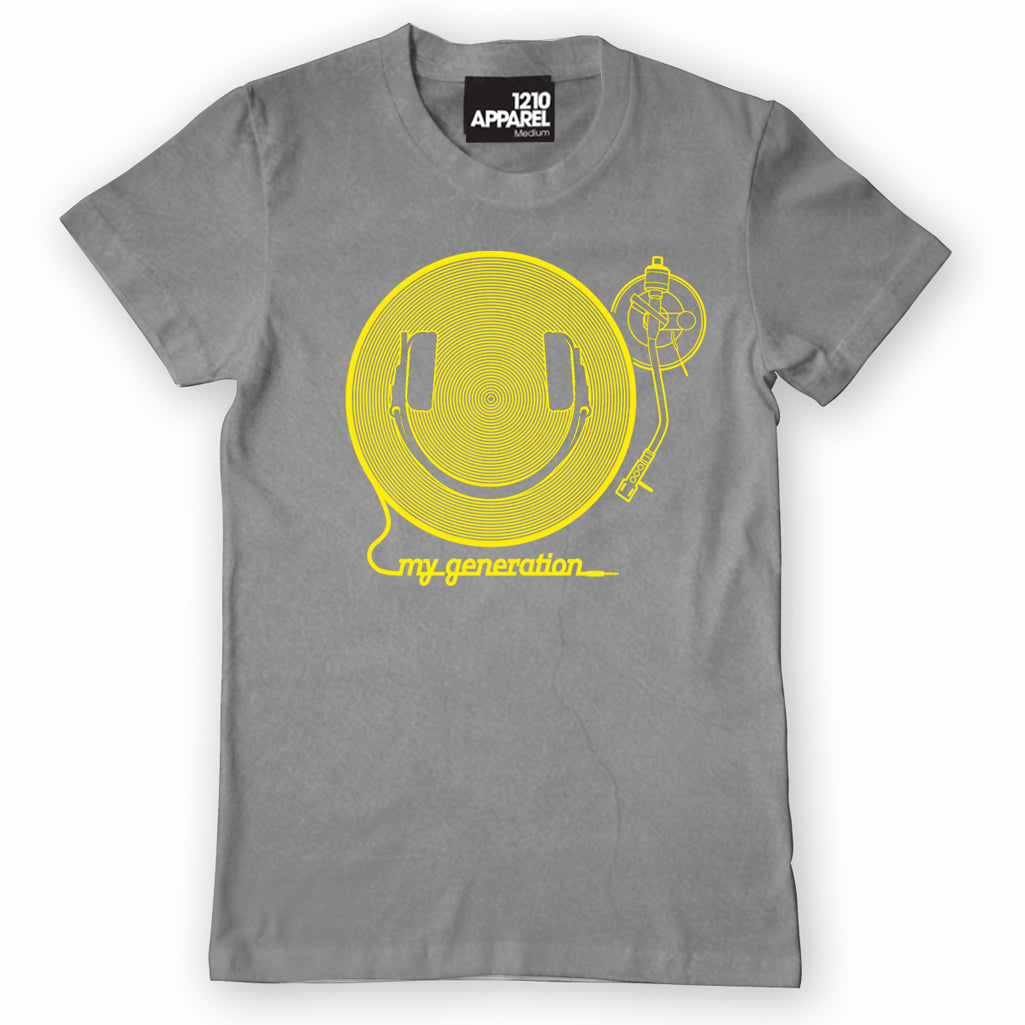Check Out HAPPY GENERATION T-Shirt On The DMC Store
